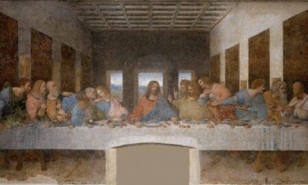 Ce a mâncat Iisus la Cina cea de taină? Meniul de la masa Mântuitorului