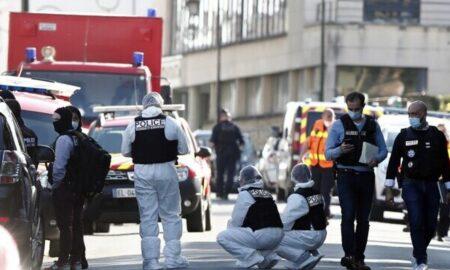 Atac sângeros în Franța! O poliţistă a fost ucisă