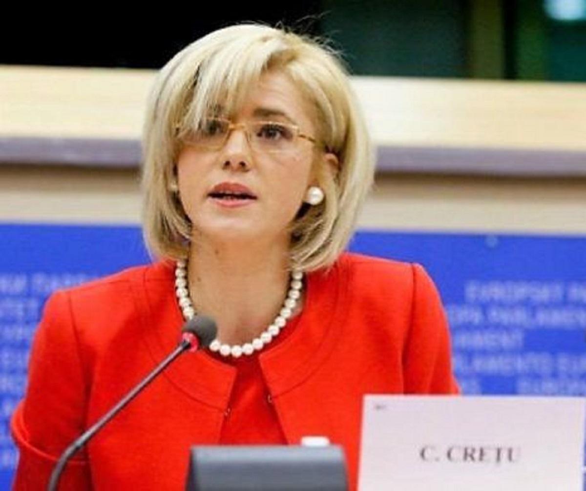 Corina Crețu vine cu observații despre PNRR: Vor fi multe probleme identificate