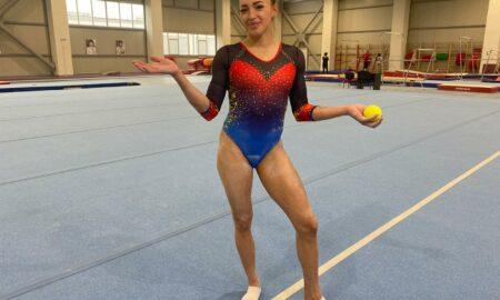 Larisa Iordache, mesaj înainte de Campionatele Europene: ASTA e cel mai important pentru mine