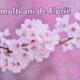 Mesaje de Florii 2021. Transmite gândurile tale bune celor dragi