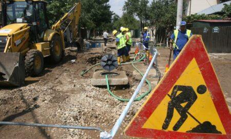 Primul contract pentru dezvoltarea infrastructurii de apă și de canalizare a fost semnat