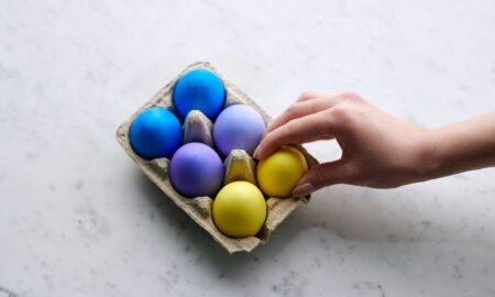 Ți-au rămas ouă de la masa de Paște? NU le arunca. Poți prepara o rețetă absolut delicioasă!