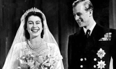 Regina Elisabeta a II-a își ia rămas bun de la Prințul Philip: A fost forţa mea şi a rămas în toţi aceşti ani