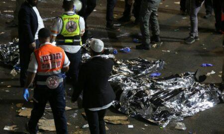 Tragedie în Israel. Zeci de oameni, uciși într-o busculadă la cel mai mare pelerinaj religios