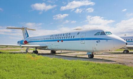 Avionul prezidențial al lui Nicolae Ceaușescu, scos la licitație. Prețul de pornire pentru