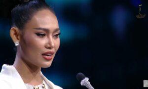 """Mesajul emoționant lansat de Miss Myanmar, a făcut înconjurul lumii! """"Oamenii mor şi sunt împuşcaţi de armată în fiecare zi″"""