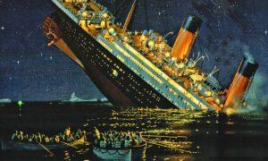 Mesaj găsit într-o sticlă, aruncată de pe Titanic! Experții analizează misteriosul document