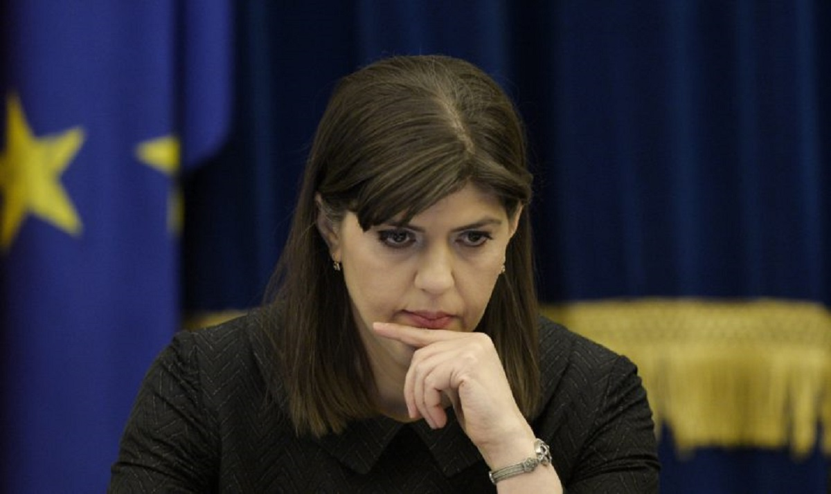 Laura Codruța Kovesi, vizită surprinzătoare în Bulgaria. Se cere demisia procurorului general Ivan Gheşev
