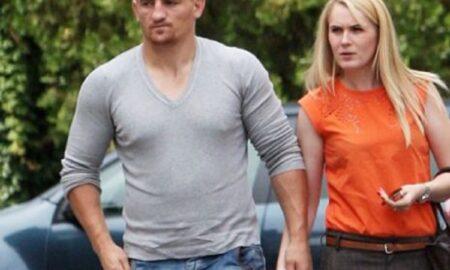 Cătălin Moroșanu, despre relația cu soția sa! Ce a declarat luptătorul despre neînțelegerile dintre ei
