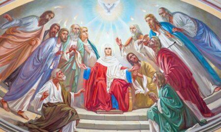 Rusaliile: Ce nume sunt sărbătorite de Pogorârea Sfântului Duh?