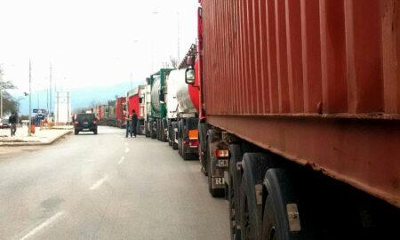 A început vacanța, sute de mașini la coadă la intrarea în Grecia