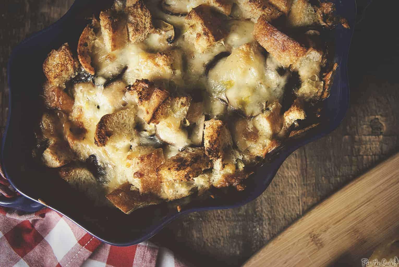 Rețetă veche din bucătăria românească: Budincă de ciuperci. Trucul secret a fost dezvăluit