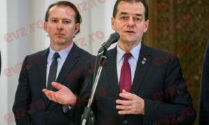 Înfrângere pentru Florin Cîţu şi Alina Gorghiu la Argeş! Ce mesaj a transmis Ludovic Orban?