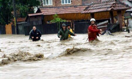 Inundații apocaliptice în România. Sute de CASE au fost inundate sau distruse!