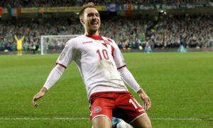 Care este starea de sănătate a lui Eriksen, jucător prăbuşit pe teren la Euro 2020! IATĂ noi detalii
