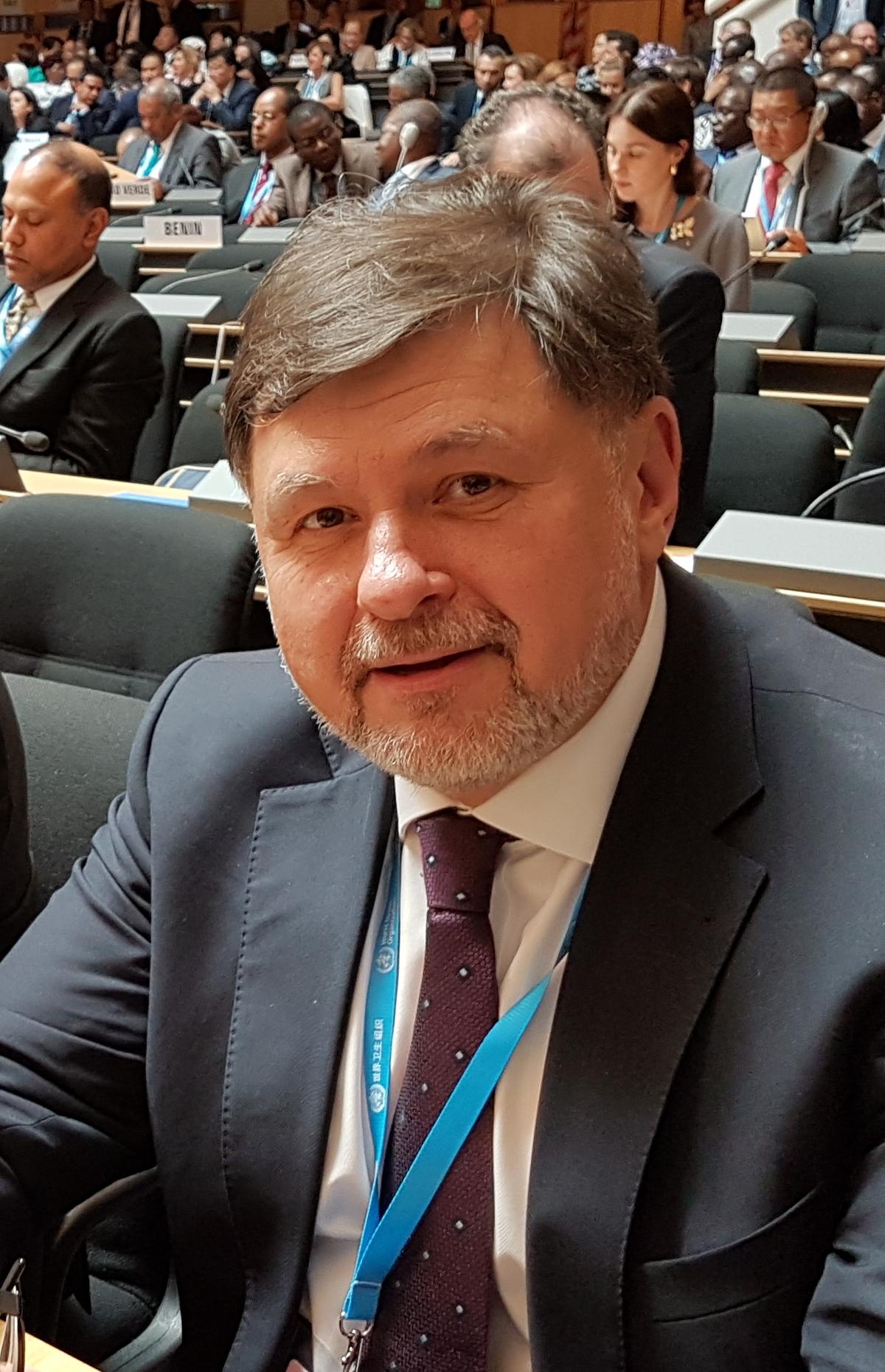 """Alexandru Rafila: """"Dacă vor apărea restricții, ele trebuie asumate datorită inacțiunii guvernului"""""""
