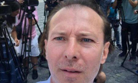 """Marcel Ciolacu, atac nimicitor la adresa premierului: """"Marele Brad Pitt în mizerie, în tot felul de clipuri penibile!"""""""