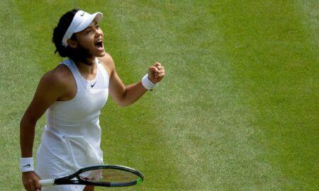 Emma Răducanu, surpriza de la Wimbledon, vine des la București ca să își viziteze bunica