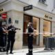 O nouă spargere la Paris. Bijuterii furate estimate la 400.000 de euro