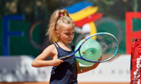 Fundația Olimpică Română organizează cursuri gratuite de tenis