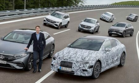 Transformare totală la Mercedes-Benz: renunță la mașinile pe benzină și diesel până la sfârșitul deceniului
