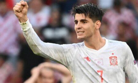 Morata a intrat în istorie! Atacantul naționalei Spaniei l-a depasit pe Fernando Torres