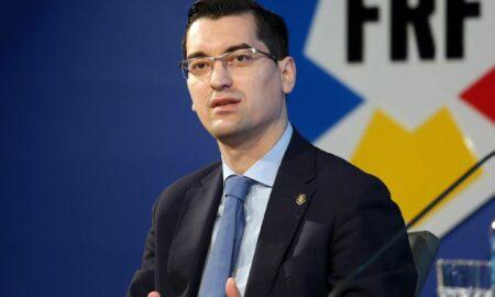 """Preşedintele FRF, atac la Becali: """"La domnul Becali este vorba despre supărarea unui om care nu a reuşit să ne cumpere"""""""