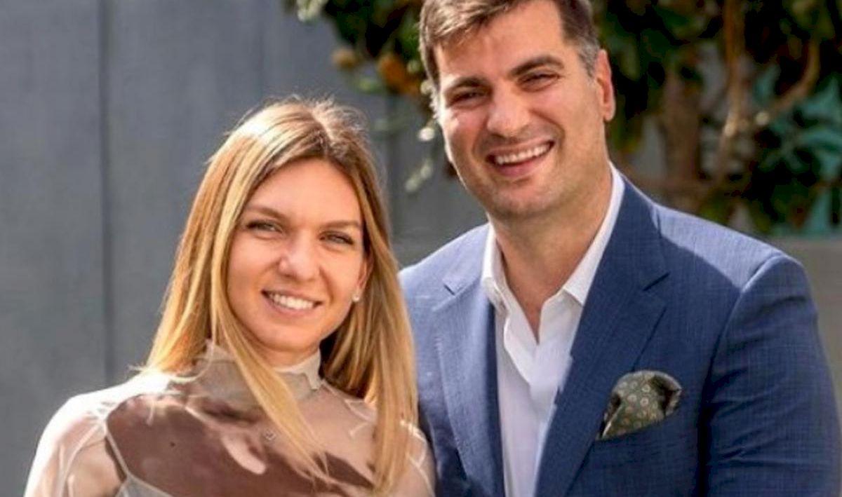 """Simona Halep și Toni Iuruc se căsătoresc. Primele reacții ale sportivei: """"Dă șansa..."""""""