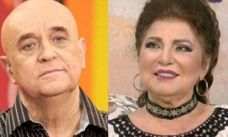 Adevărul despre relația dintre Benone Sinulescu și Irina Loghin. Cei doi nu își mai vorbesc de doi ani!