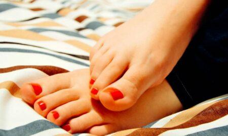 Secretul degetelor de la picioare, divulgat. Mihai Voropchievici: Să fugi cât vezi cu ochii...