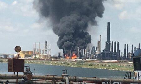 Explozie la Rafinăria Petromidia! Bilanț tragic