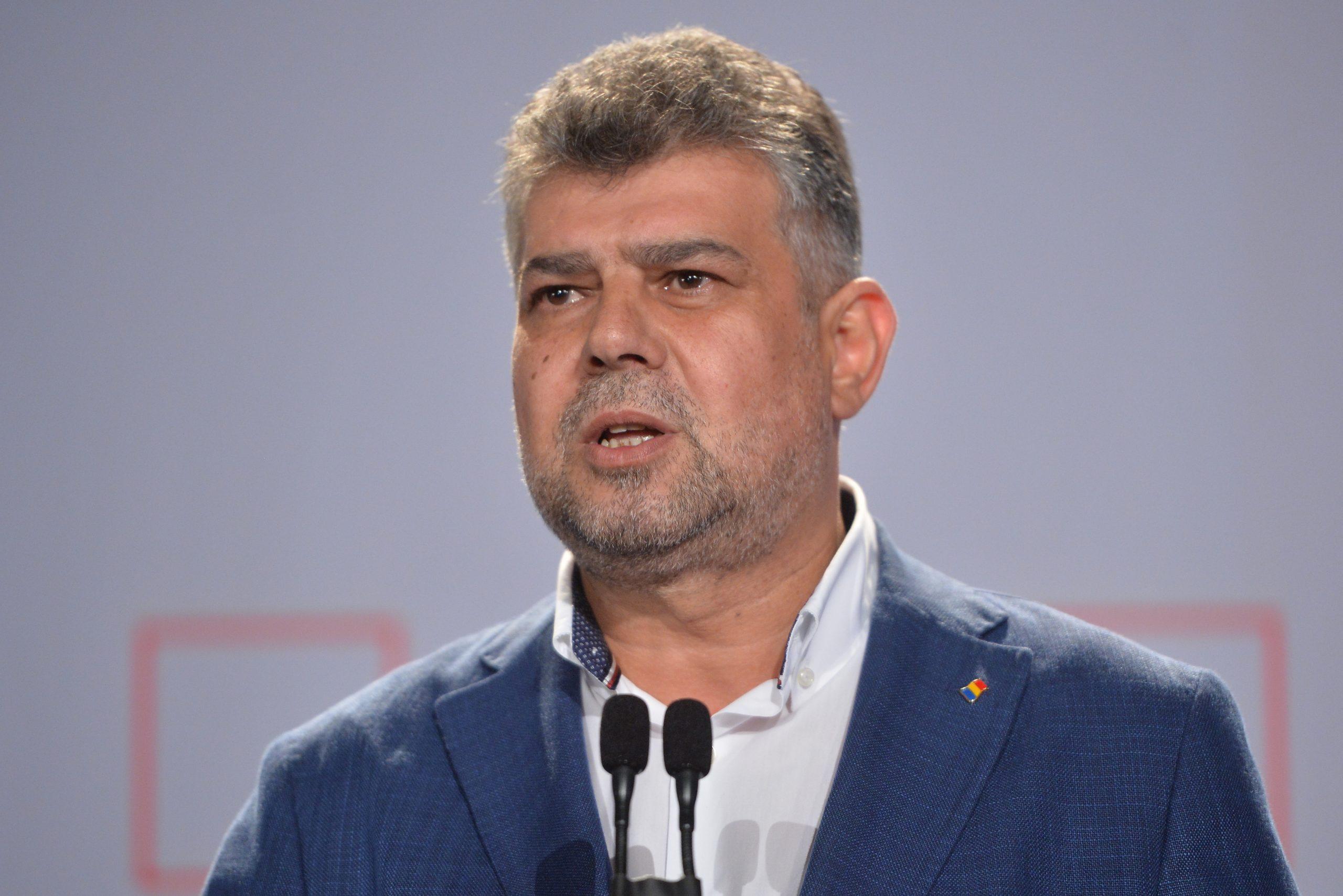 Marcel Ciolacu: FMI confirmă: Economia României e un pacient a cărui operație