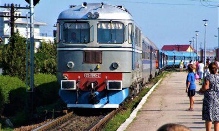 Ce se întâmplă cu trenurile care circulă spre și dinspre litoral. Nu este singura problemă pe această magistrală!