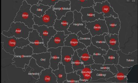 Raport CNSCBT: Analiza cazurilor de COVID-19 în România până la 1 august 2021