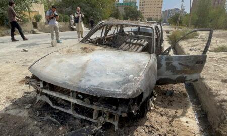 Rachetele trase spre aeroportul din Kabul, asumate de Statul Islamic