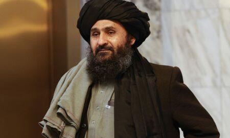 Mullah Baradar a sosit la Kabul pentru organizarea, împreună cu alți lideri, a unui nou guvern afgan
