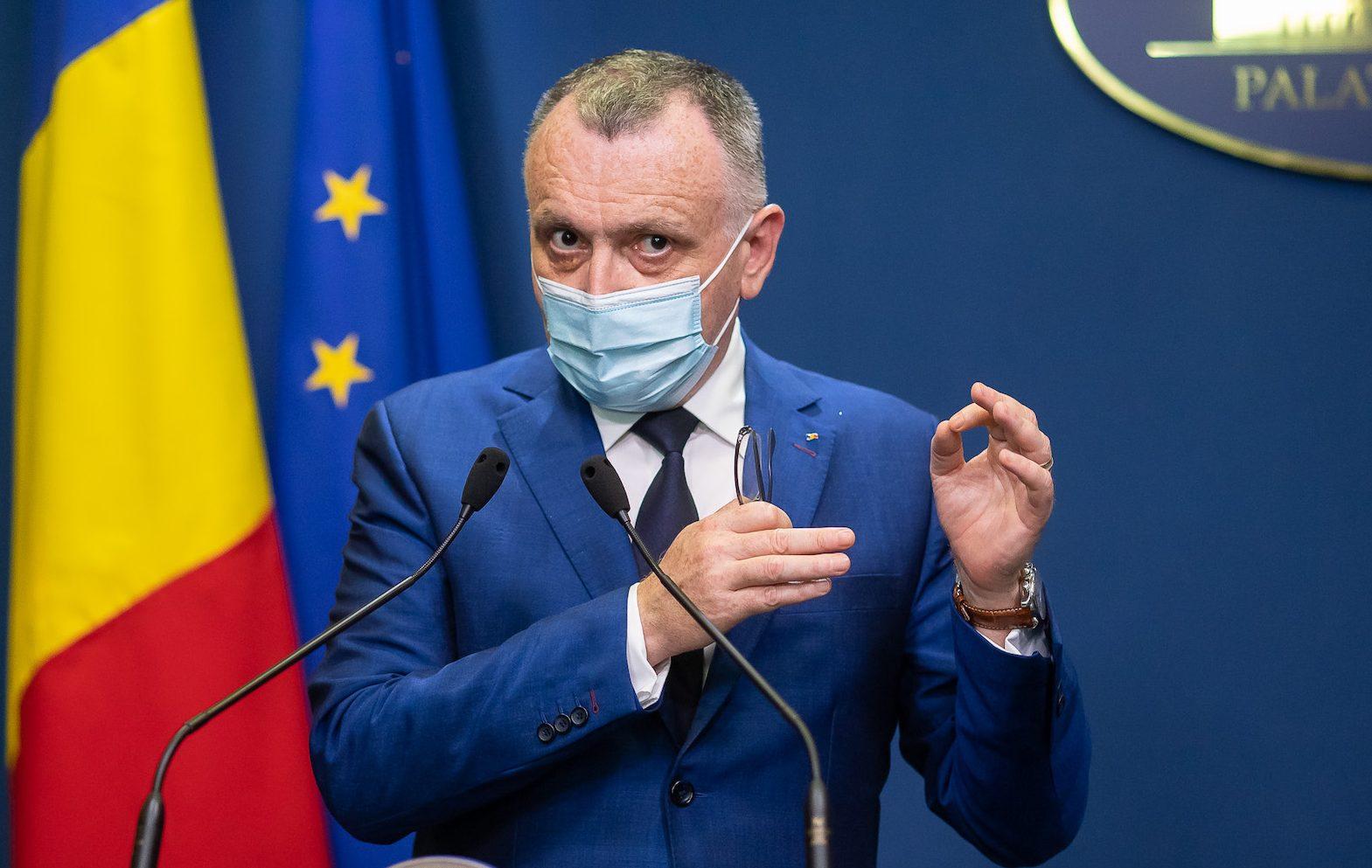 """Sorin Câmpeanu: Ministerul Educației înființează corpul național al cadrelor didactice pentru """"Şcoala din spital"""""""