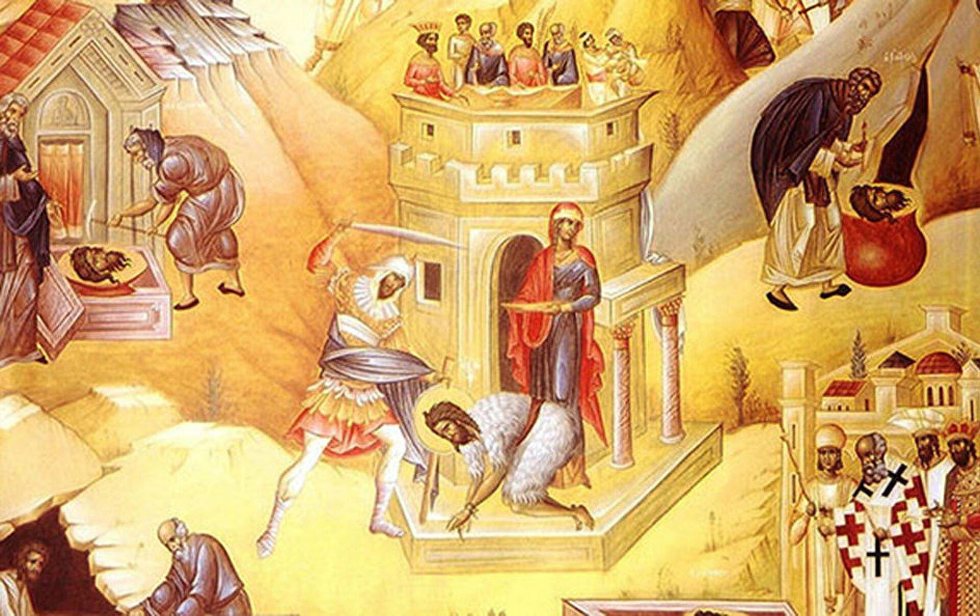 Sărbătoare mare pentru creștinii ortodocși. Ce NU ai voie să faci sub nicio formă astăzi!