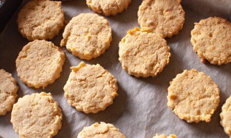 Biscuiți fragezi de casă. O rețetă delicioasă pentru întreaga familie!