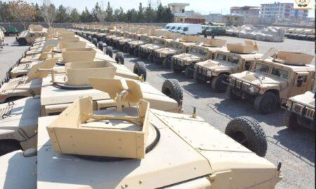 """Aeronave, arme, ochelari de noapte """"made in USA"""": noul cufăr de război al talibanilor. Care este bilanțul"""