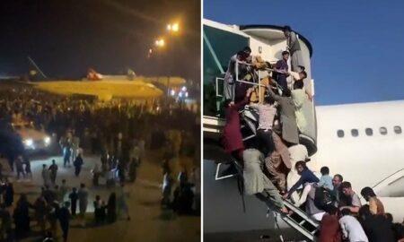 Companiile aeriene evită spațiul afgan. Ce s-a întâmplat