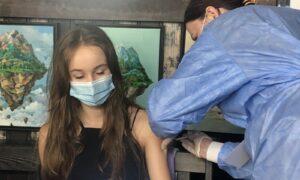 De astăzi tinerii cu vârsta cuprinsă între 12 şi 17 ani se pot programa pentru vaccinare