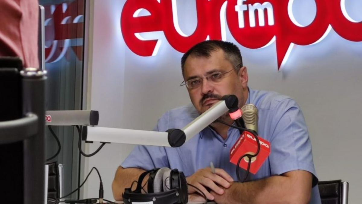 """Video. Cistian Ghinea despre Rareș Bogdan: """"Pare că vorbește așa, dar nu e luat foarte în serios. E un exercițiu de pupat mușchii în oglindă"""""""