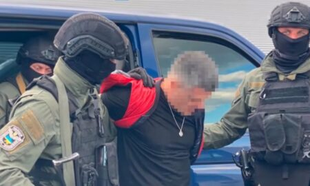 Video. Traficant internațional de droguri, condamnat și în România, arestat în Ucraina. Cine este acesta