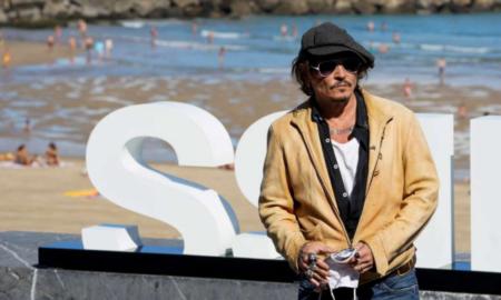 "Video. Johnny Depp a prezentat filmul ""City of lies"" la Festivalul de la Deauville"