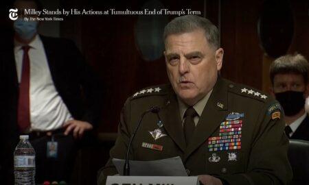 Video. Într-un an, teroriștii Al Qaeda ar putea amenința SUA. Declarațiile generalului care a luat măsuri ca Donald Trump să nu pornească un nou război mondial