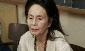 Informația momentului despre Adriana Iliescu. Sicriul a ajuns acasă, iar Eliza e pregătită de înmormântare