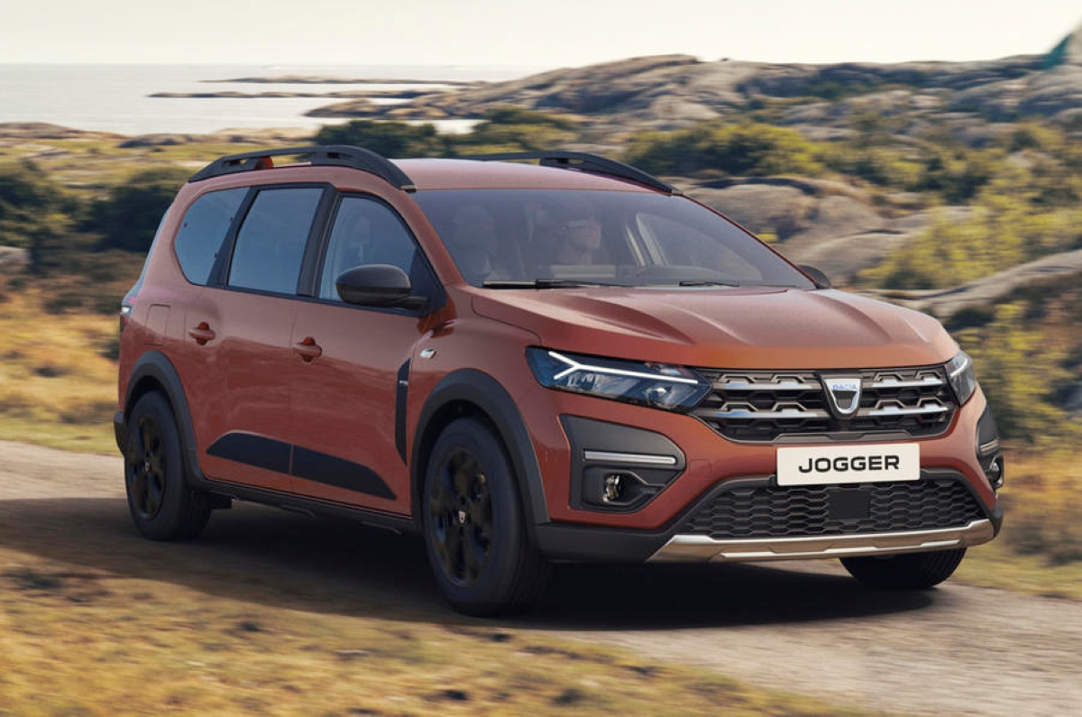 Dacia Jogger, primul model hibrid al mărcii, a fost prezentat la salonul auto de la München