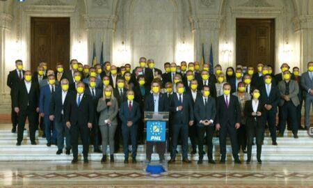 """Video. Ludovic Orban, apel la soluționarea crizei: """"Joaca de-a politica trebuie să se termine"""""""